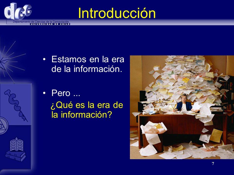 Introducción 8 Ejemplos tangibles: la crisis financiera mundial