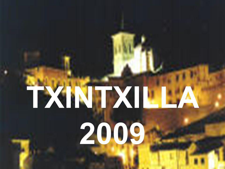 TXINTXILLA 2009