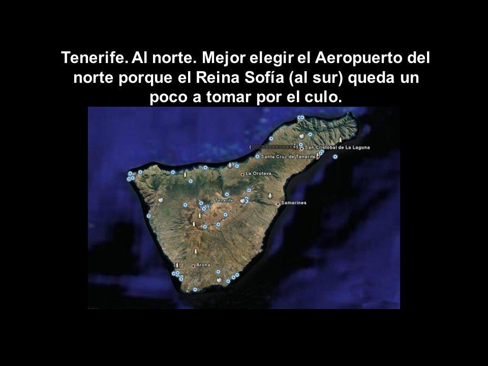 Tenerife. Al norte.
