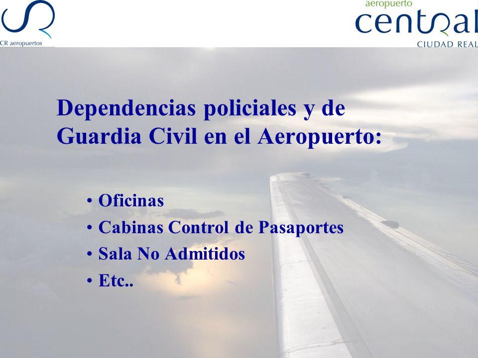26.06.2008 Solicitud para la instalación de un sistema de CCTV en el Aeropuerto (ley Orgánica 4/1997)