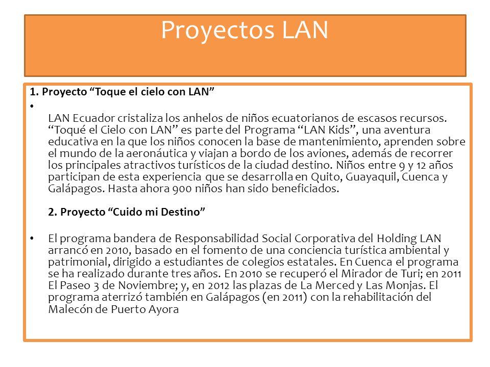 Proyectos LAN 1.