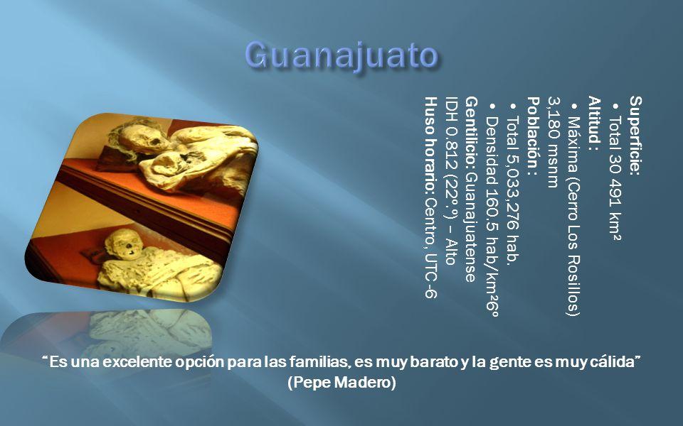 País: México Estado: Guerrero Municipio: Zihuatanejo de AzuetaUbicación : 17°3840N 101°3304O / 17.64444, -101.55111Coordenadas: 17°3840N 101°3304O / 17.