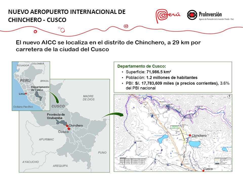 5 NUEVO AEROPUERTO INTERNACIONAL DE CHINCHERO - CUSCO