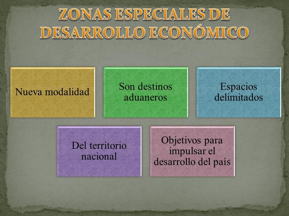 Impulsar procesos de transferencia Consolidar la oferta y exportación de servicios logísticos Establecer nuevos polos de desarrollo territorial Generar empleo de calidad Generar divisa