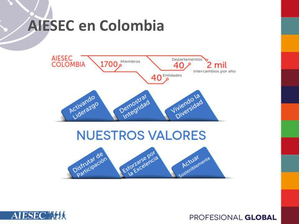 AIESEC en Colombia