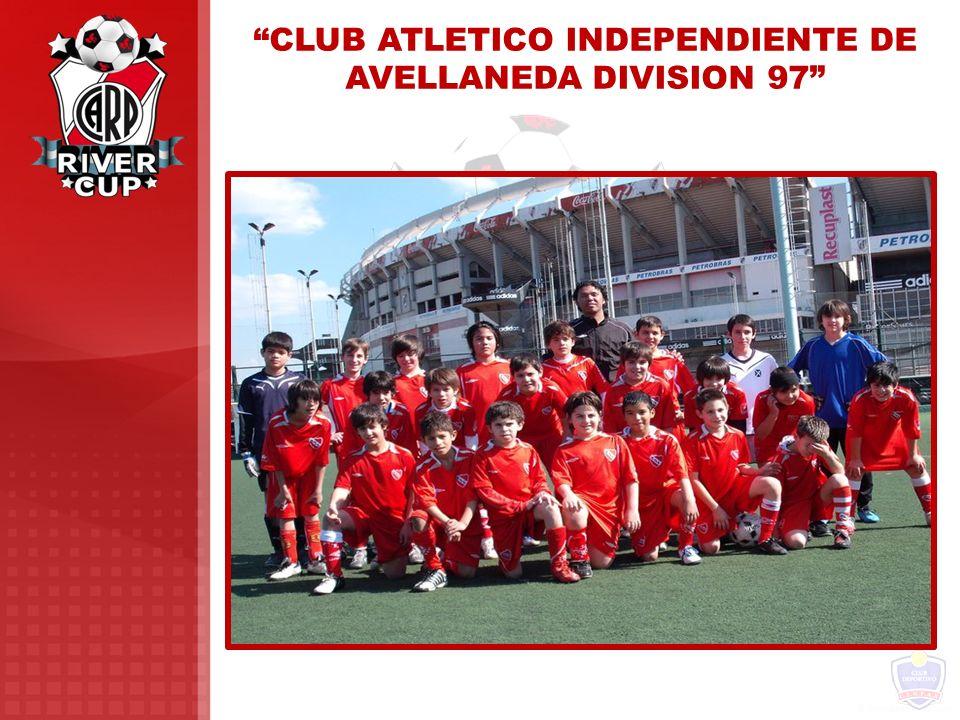 CLUB ATLETICO INDEPENDIENTE DE AVELLANEDA DIVISION 97