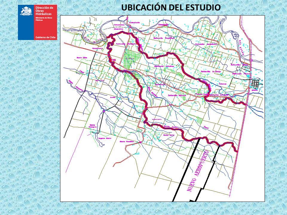 UBICACIÓN DEL ESTUDIO
