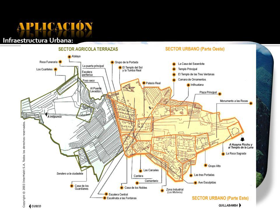 Infraestructura Urbana: