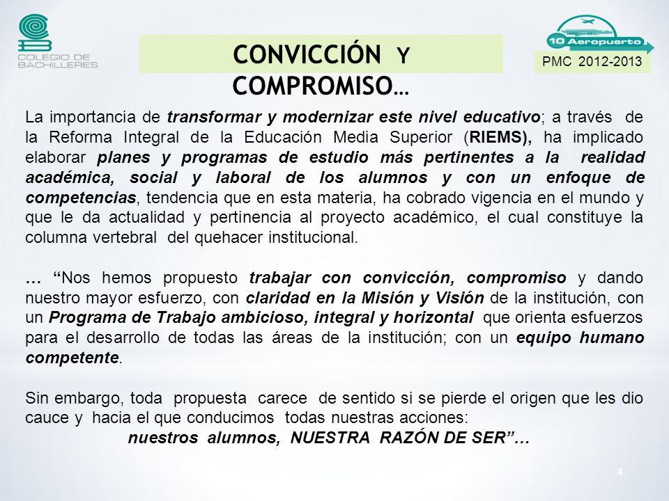 APROBACION DE ALUMNOS ASGNATURA EVALUADOS COMPARATIVO DE APROBACION DE ALUMNOS ASGNATURA EVALUADOS EN CURSO NORMAL SEMESTRE 2012 A No.