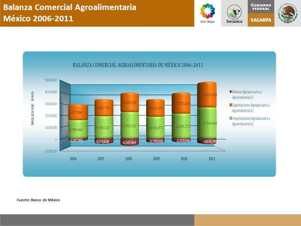 Acuerdo por el que se establece la clasificación de mercancías reguladas por SAGARPA El Acuerdo entró en Vigor a partir de abril del 2002.