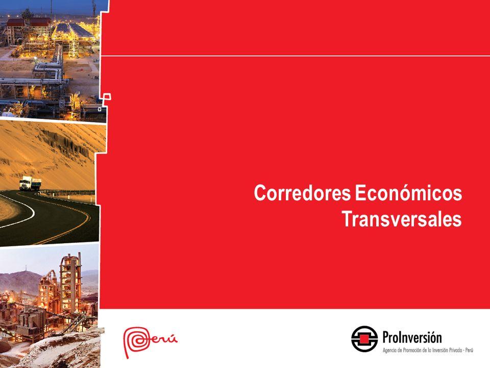 Corredores Económicos Transversales