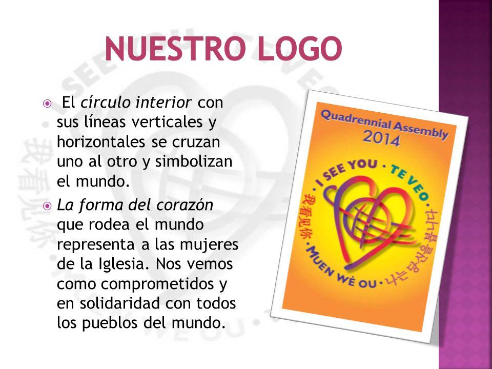 El símbolo que acentúa al Cuatrienal 2014 declara que: Vemos… tu desesperación...