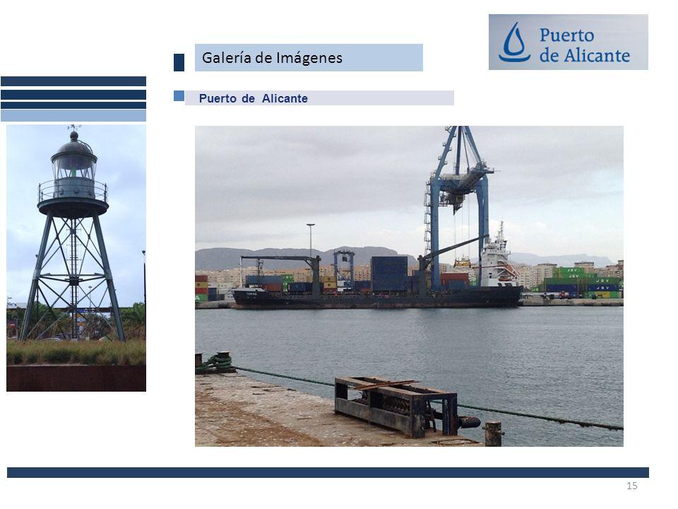 Puerto de Alicante Galería de Imágenes 15