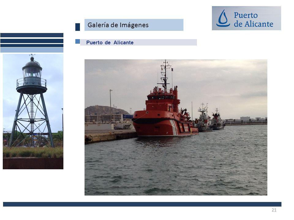 Puerto de Alicante Galería de Imágenes 21