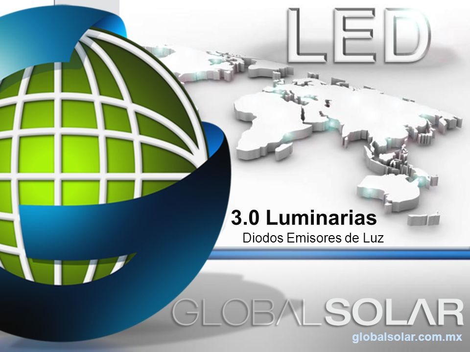 Foco Incandescente Comparativo LED / HID / CFL Foco Fluorescente Foco LED BE GREEN.