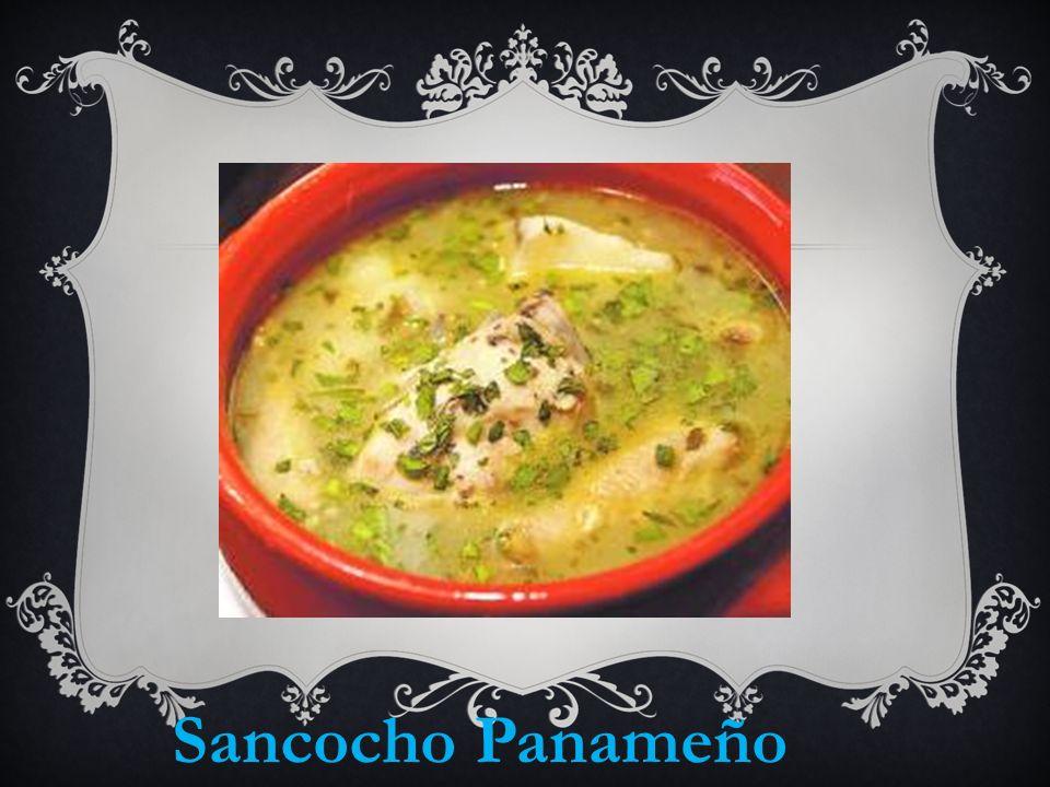 Sancocho Panameño