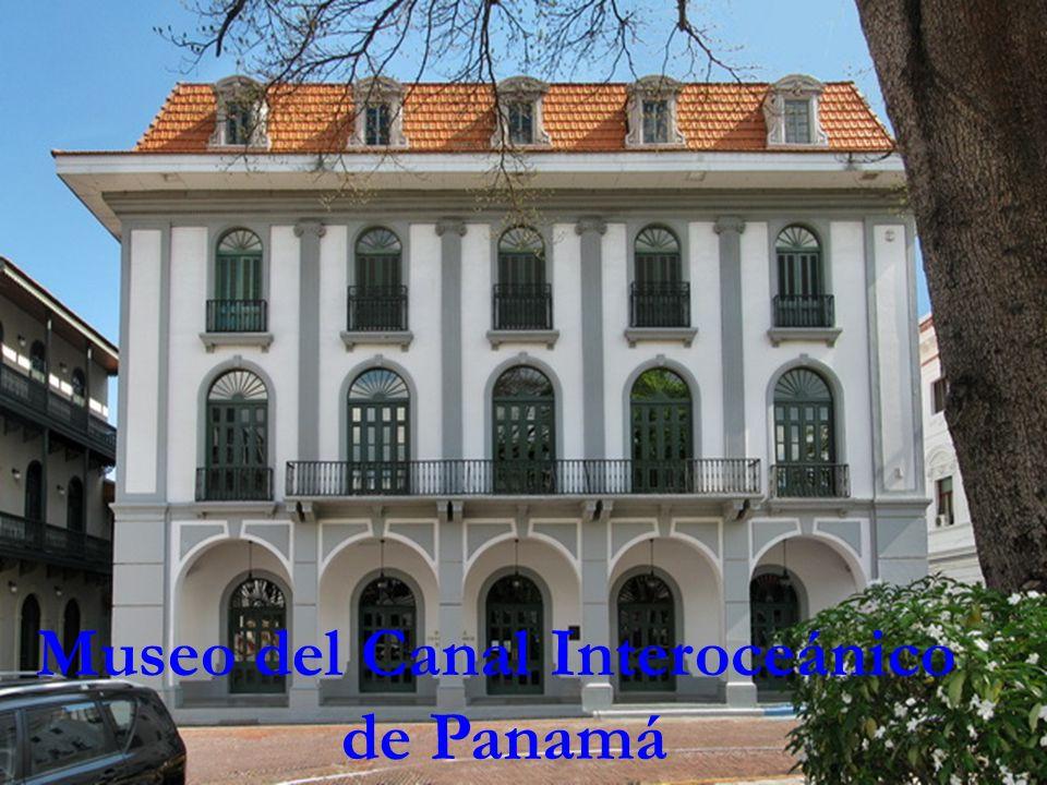 Museo del Canal Interoceánico de Panamá
