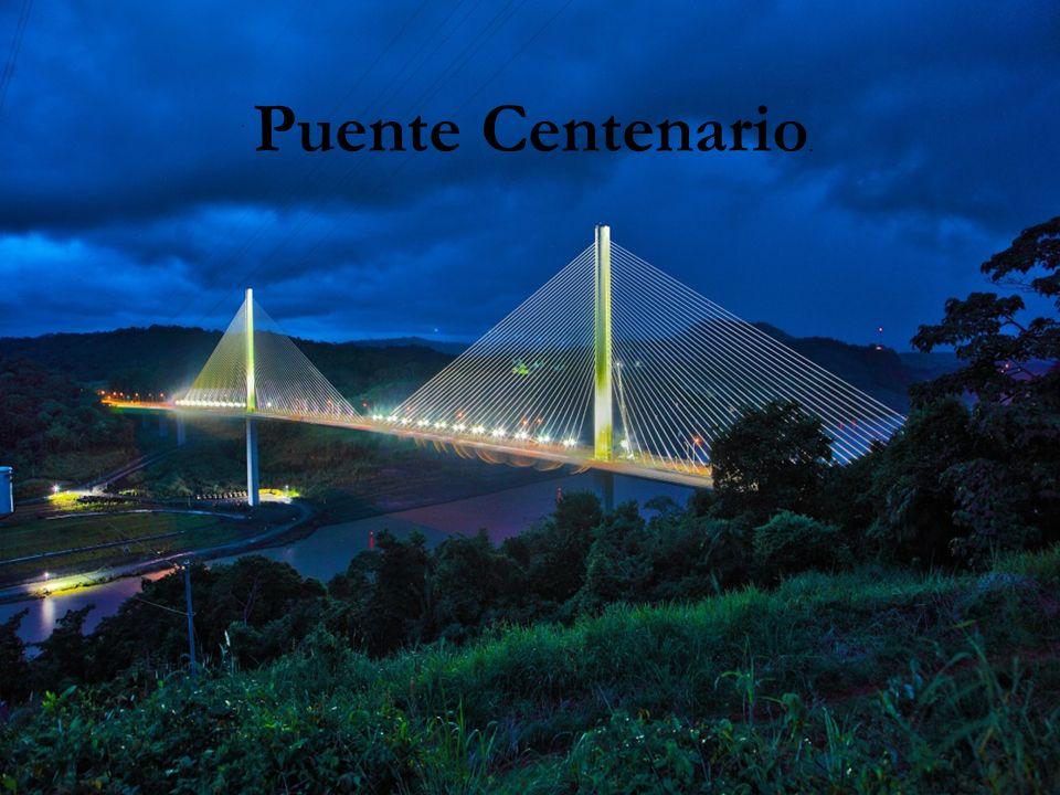 Puente Centenario.
