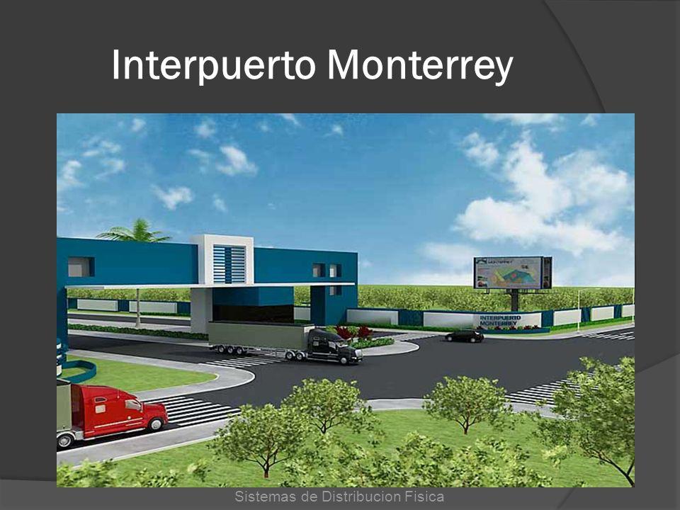 Interpuerto Monterrey Sistemas de Distribucion Fisica