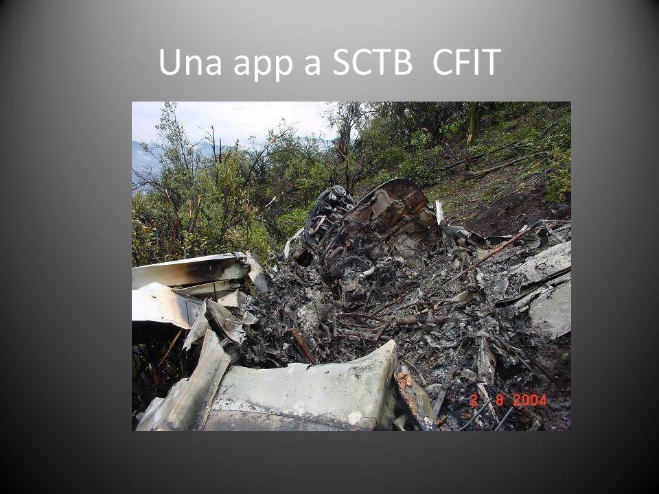 Una app a SCTB CFIT