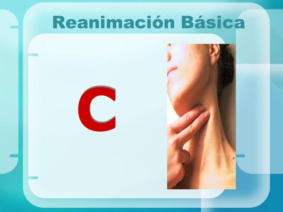 Reanimación Básica C C