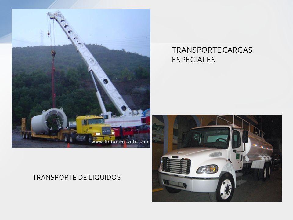 TRANSPORTE DE PASAJEROS TRASPORTE REFRIGERADO