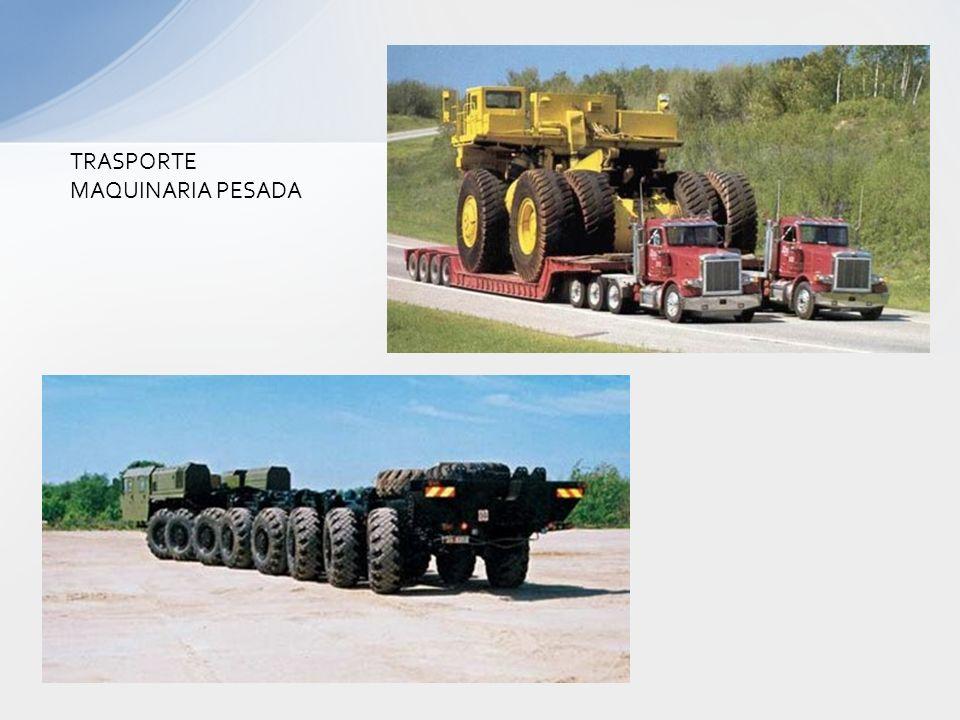 TRANSPORTE CARGAS ESPECIALES TRANSPORTE DE LIQUIDOS