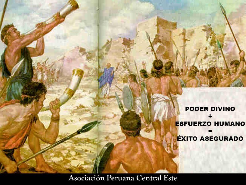 PODER DIVINO + ESFUERZO HUMANO = ÉXITO ASEGURADO