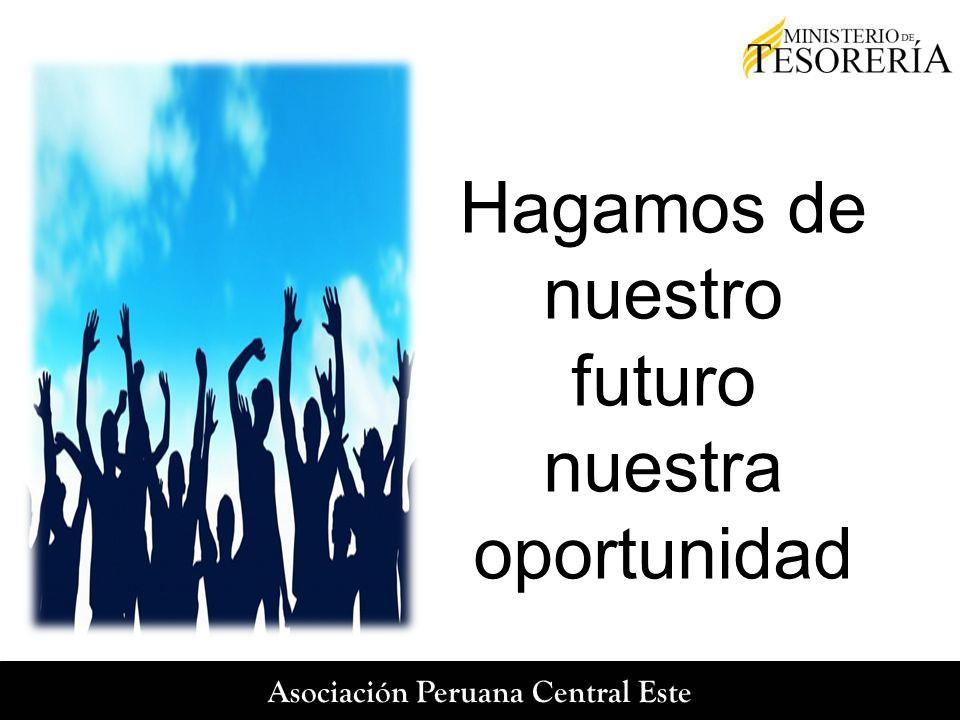 Hagamos de nuestro futuro nuestra oportunidad