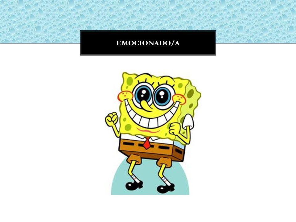EMOCIONADO/A