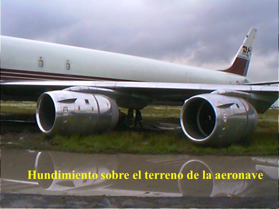 Direcciön General de Aeronáutica Civil Del análisis de la información se concluye que: La aeronave de Air France salio de la posición 22 y fue instruido por Control Terrestre a carretear hacia la Pista 05L por el rodaje Bravo.