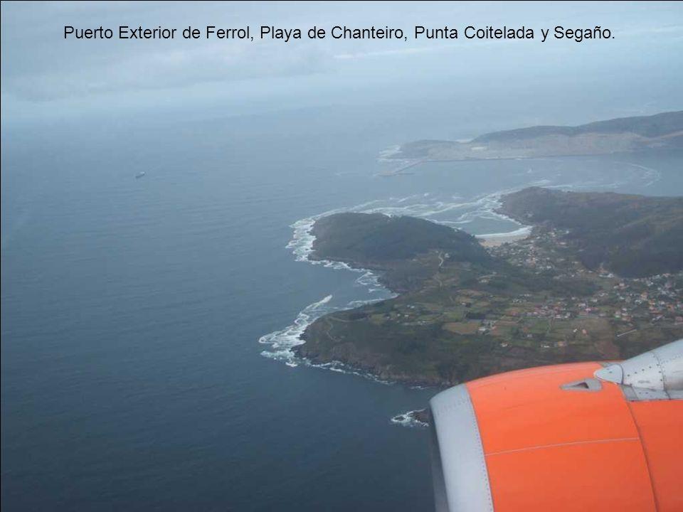 Puerto exterior, Chanteiro y Cervás