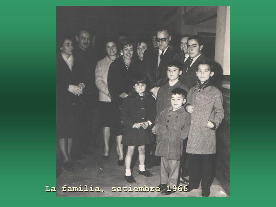 Setiembre 1966, Aeropuerto de Carrasco