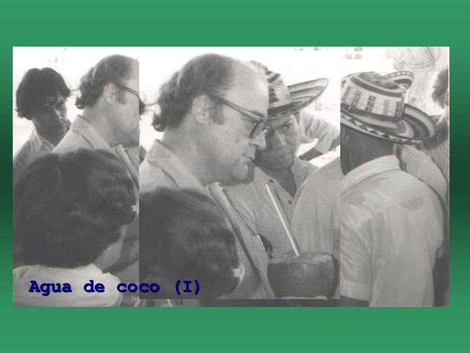 Agua de coco (II)