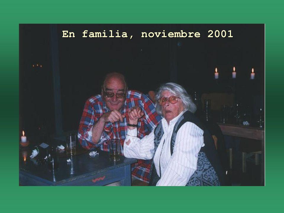 Cumpleaños número 73, 31 de octubre 2003