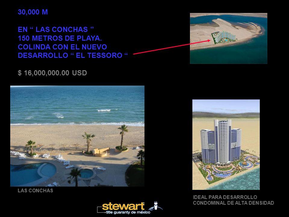 500 HECTAREAS SAN JORGE 2,500 METROS DE PLAYA.