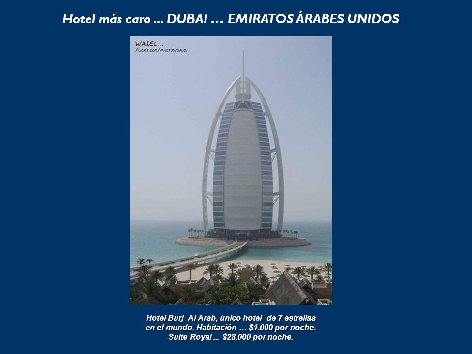 Edificio más alto... DUBAI