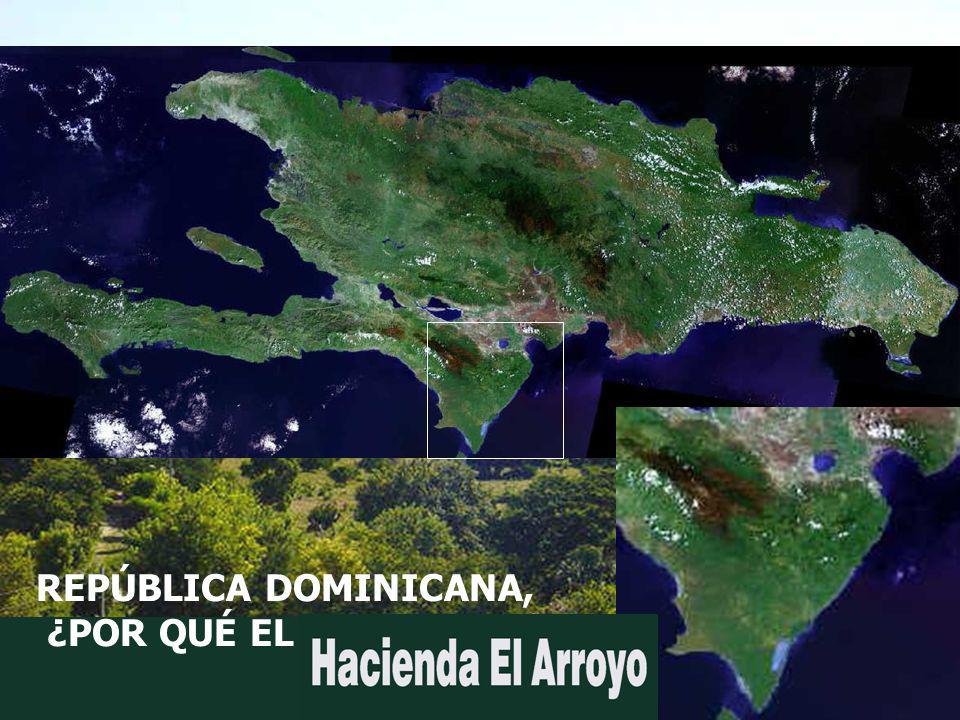 REPÚBLICA DOMINICANA, ¿POR QUÉ EL SUROESTE?