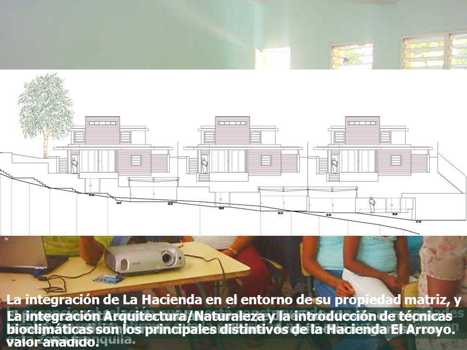 El proyecto está siendo cuidadosamente diseñado desde el respeto a la mejor tradición constructiva antillana. Arquitectura rigurosa, un valor añadido.
