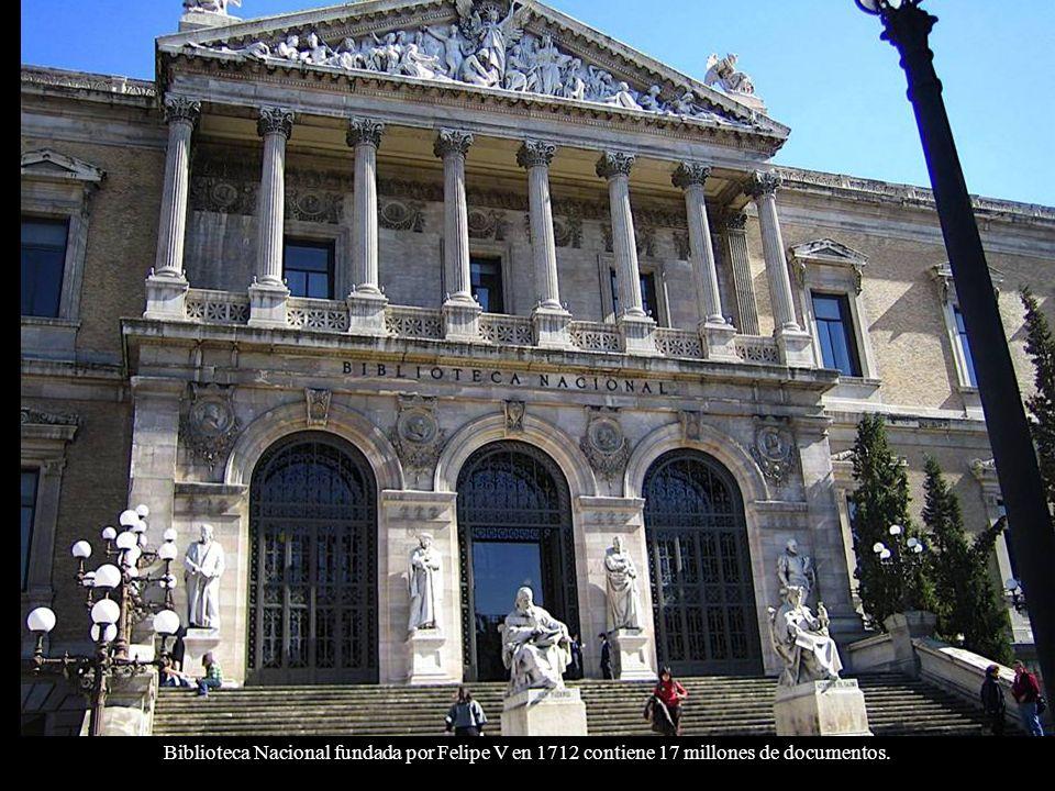 Museo del Prado.Carlos III 1786.