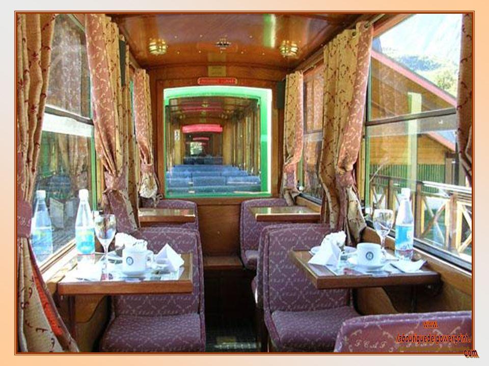El tren más austral del mundo