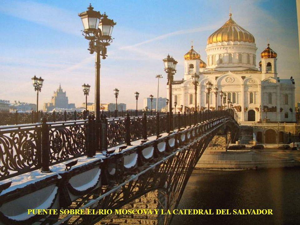 RIO MOSCOVA