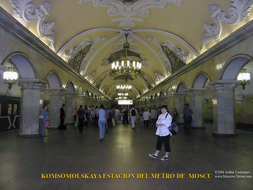 CASA BLANCA EN MOSCU