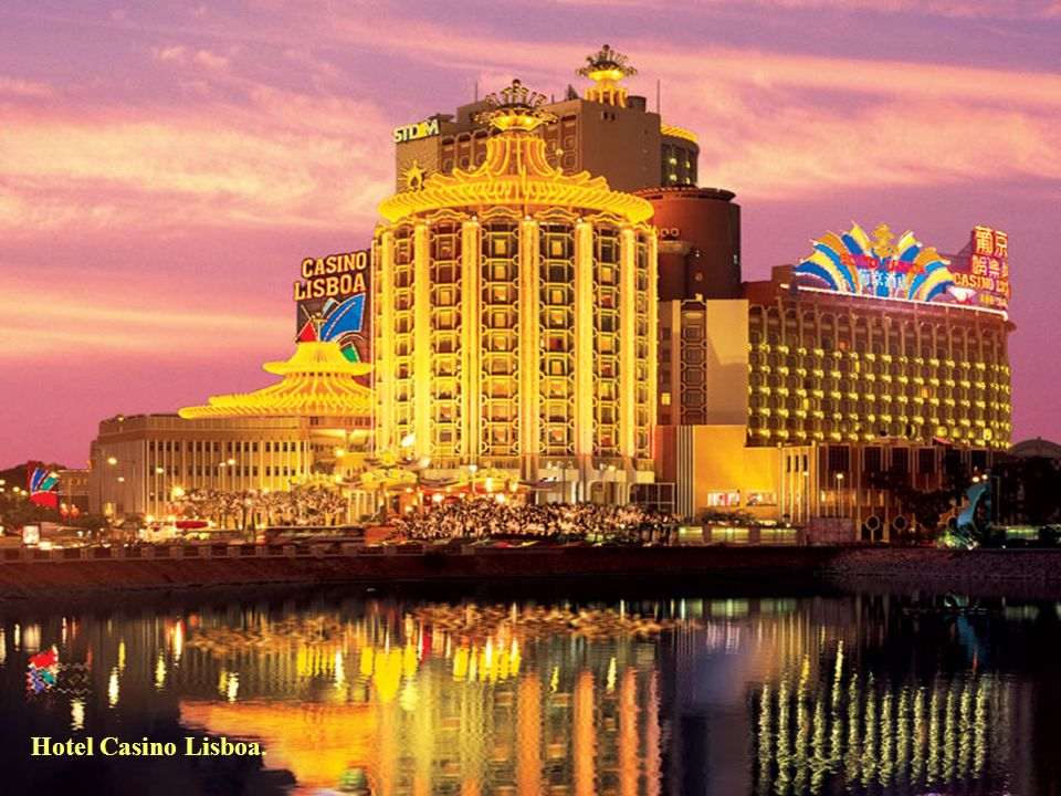 Hotel Gran Emperador.