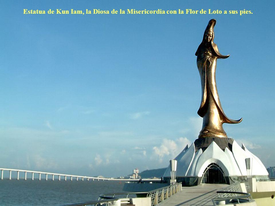 Torre de Macau, 338 mts de altura.
