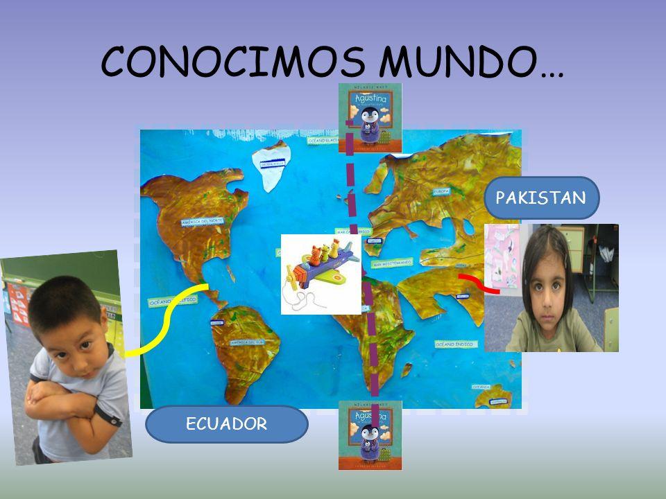 CONOCIMOS MUNDO… ECUADOR PAKISTAN