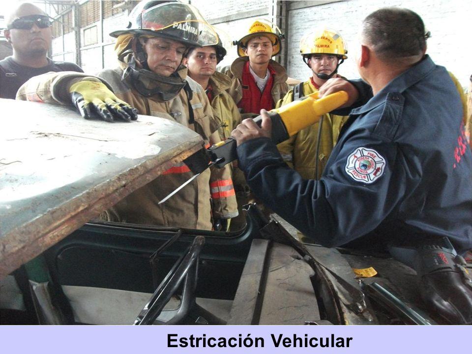 Estricación Vehicular