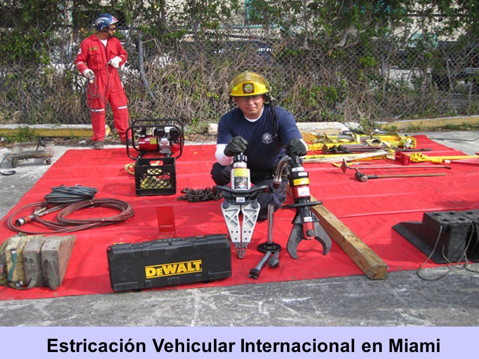 Estricación Vehicular Internacional en Miami