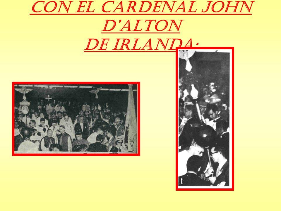Cuatro Enviados de la Legión participaron Joaquina Lucas (Brasil) Maria Diepen (partiendo para Guinea Holandesa) Alfie Lambe (yendo de Ecuador a Argentina) Mary Clerkin (Brasil)