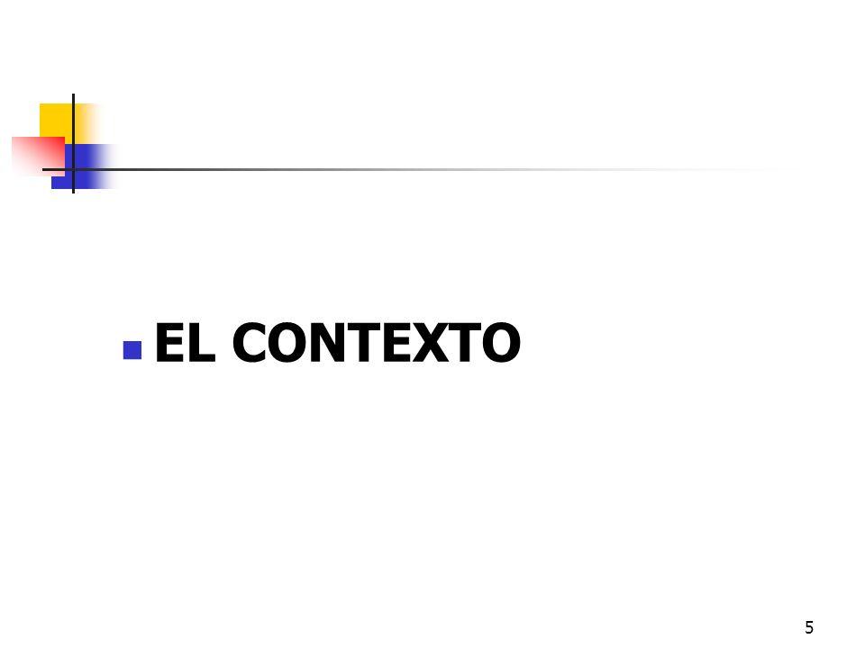 EL CONTEXTO 5